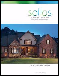 Sollos Landscape Lighting Halco Lighting Technologies Releases New Led And Sollos Product