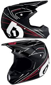 childs motocross helmet kids youth 661 sixsixone comp mx motocross helmet black red child
