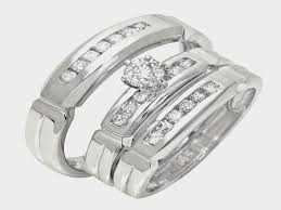 wedding ring sets for him and wedding ring sets for him and white gold unique wedding rings
