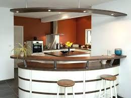 bar de cuisine moderne bar de cuisine moderne table bar haute cuisine pas cher table de