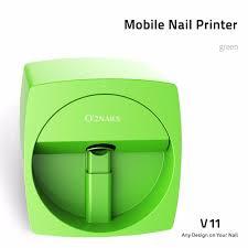 v11 o u00272 nails mobile nail printer green ebay