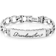 grandmother and granddaughter necklaces id bracelets id bracelet grandmother bracelets