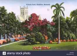 Bermuda Botanical Gardens Park Hamilton Bermuda Stock Photo 66153293 Alamy