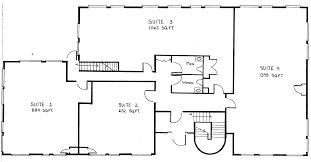 custom built home floor plans pictures 4000 sq ft floor plans free home designs photos
