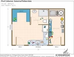 summerville pool cabana plan 009d 7524 house plans and more cabana design plans home design