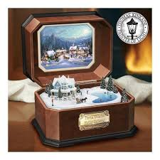 268 best thomas kinkade collection shop images on pinterest