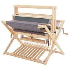 Bench Loom Schacht Maple Loom Bench At Webs Yarn Com