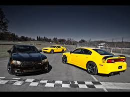 Dodge Challenger 2012 - 2012 dodge challenger srt8 392 yellow jacket trio 1920x1440