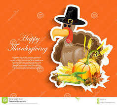 happy thanksgiving day stock photo image 34538710