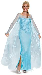 Monster High Halloween Costumes Walmart Frozen Womens Prestige Elsa Costume Buycostumes Com