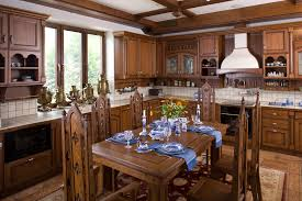 Old World Kitchen Cabinets Remodeling Columbus Ohio One House At A Time