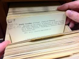 Catalog Do You Remember How To Use A Card Catalog In Custodia Legis