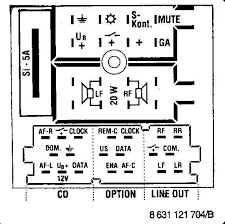 car audio wire diagram codes audi factory car stereo repair