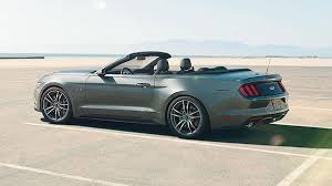 ford convertible there u0027s a 2015 ford mustang convertible on the way too autoweek