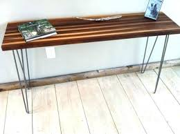 mid century entry table mid century modern entry table plazadelrey co