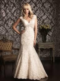 wedding dress ivory ivory lace wedding dress wedding corners