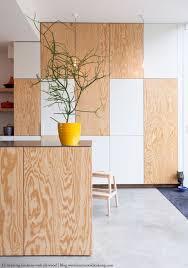 creer une cuisine comment créer une cuisine moderne en contreplaqué plywood
