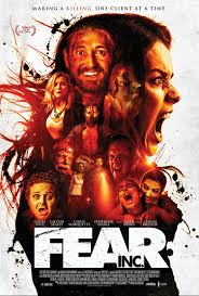 fear inc poster daily dead