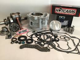 grizzly 700 780 big bore stroker kit bp racing atv