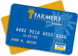 Business Card Credit Farmers National Bank Business Credit Cards