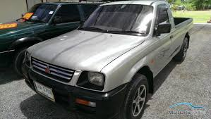pajero mitsubishi 1998 mitsubishi l200 cyclone 1998 motors co th