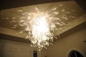 Chandelier Gallery Modern Glass Chandelier Lighting The Modern Medusa Murano Glass