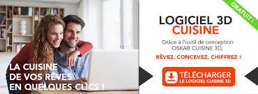 logiciel de cuisine gratuit logiciel cuisine 3d gratuit conception plan aménagement oskab