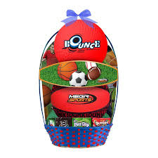 sports easter baskets sports easter basket item or color may vary walmart