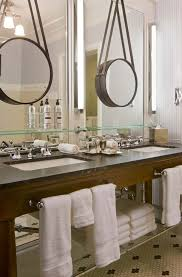 How To Hang Bathroom Mirror Hanging A Mirror Another Mirror Small Mirrors Bathroom