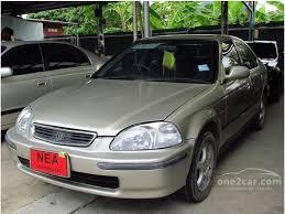 honda civic 1998 vti honda civic 1998 vti ex 1 6 in กร งเทพและปร มณฑล automatic sedan