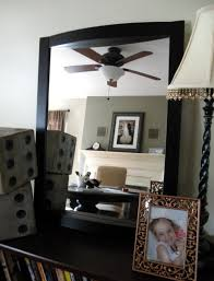 using bathroom furniture throughout your home sponsored bathroom mirrorfrom decolav used in a dining room sponsored