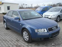 2001 audi a4 1 8t audi a4 1 8 2001 auto images and specification