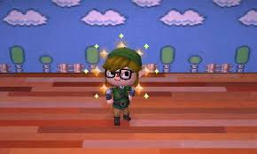 a guide to all the zelda items in animal crossing new leaf