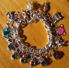 custom charm story of a lifetime custom charm bracelet personalized jewelry gifts