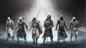 assassins creed syndicate video game wallpapers wallpaper 3840x2160 lineup jpg 3840 2160 angels pinterest