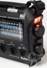 Rugged Ham Radio Product Review Kaito Voyager Emergency Radio Low 559