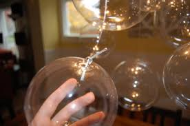 Diy Ball Chandelier Diy Glass Bubble Chandelier Diy Project Aholic