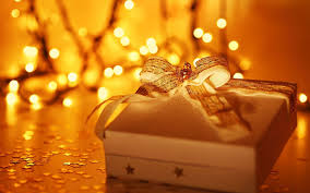 new year box gift box new year christmas lights wallpaper 1680x1050