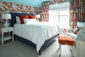 orange and blue bedroom blue and orange bedroom walls joze co
