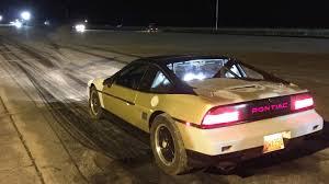 pontiac fiero turbo v8 lsx swapped 1320video