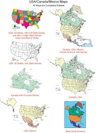 map usa states 50 states with cities map of usa and canada states 214 jpg