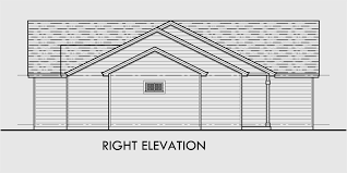 great room house plans one story single level house plans one story house plans great room house
