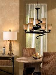 transitional dining room chandeliers ideas