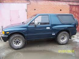 isuzu amigo teal 1990 isuzu amigo pictures 2000cc gasoline manual for sale