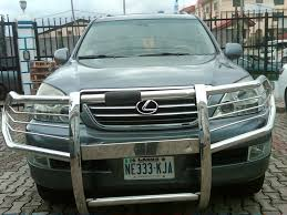 lexus gx470 v8 for sale an xtremly clean naija used 2003 lexus gx 470 for sale price 2 8m