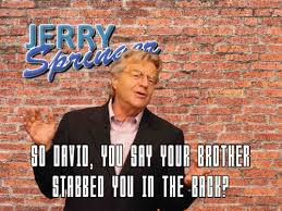Jerry Springer Memes - questionable time 40 questionable time