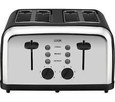 4slice Toasters 4 Slice Toaster Ebay