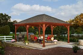 Patio 20 Photo Of Outdoor by Image Of Outdoor Pavilion Plans That Offer A Pleasant Relaxing