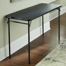High Top Folding Table High Top Folding Table Wayfair