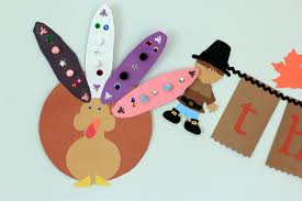 tutorial 4 kid friendly thanksgiving decoration crafts vanilla
